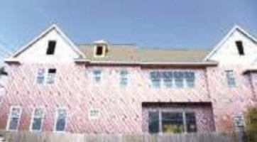 insulation and siding